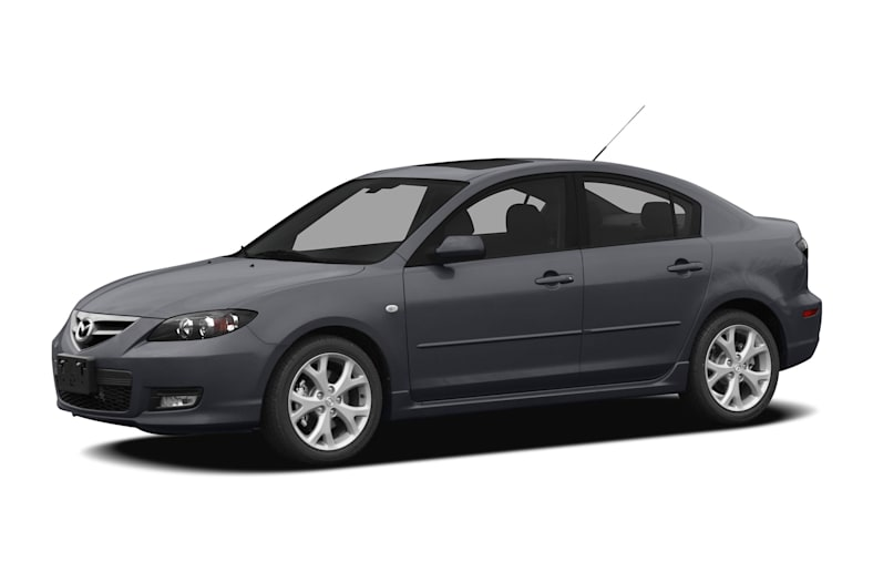 2009 mazda mazda3 information. Black Bedroom Furniture Sets. Home Design Ideas