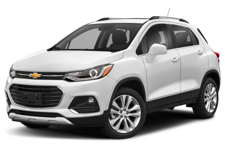 2017 Chevrolet Trax Premier All-wheel Drive Pictures