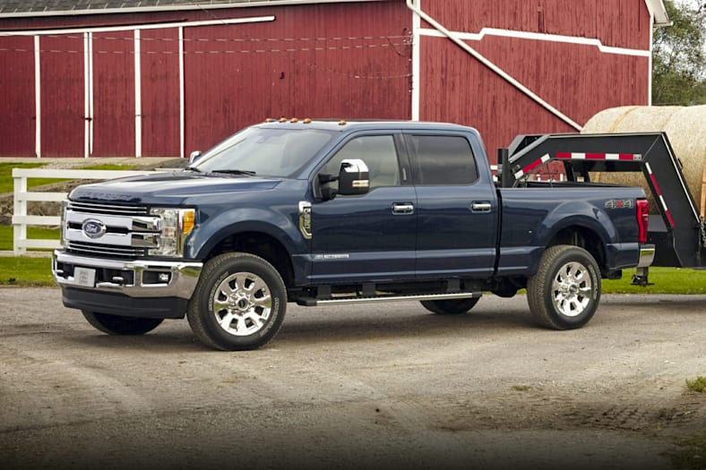 2017 ford f 250 lariat 4x2 sd crew cab 8 ft box 176 in wb srw pictures. Black Bedroom Furniture Sets. Home Design Ideas