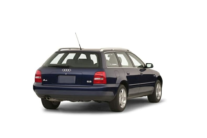 2001 audi a4 2 8 avant 4dr all wheel drive quattro station wagon pictures. Black Bedroom Furniture Sets. Home Design Ideas