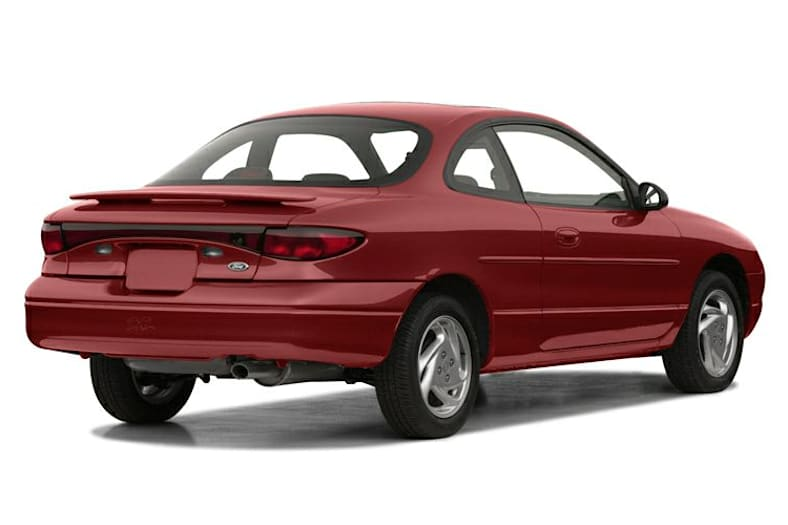 Ford escort zx2 specifications