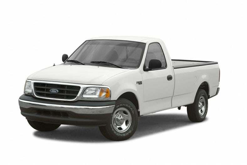 2002 ford f 150 xl 4x4 regular cab styleside 120 in wb information. Black Bedroom Furniture Sets. Home Design Ideas