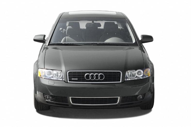 2003 audi a4 1 8t 4dr all wheel drive quattro sedan pictures. Black Bedroom Furniture Sets. Home Design Ideas