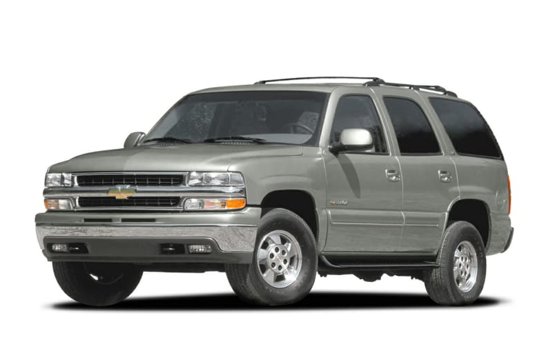 2005 Chevrolet Tahoe Information