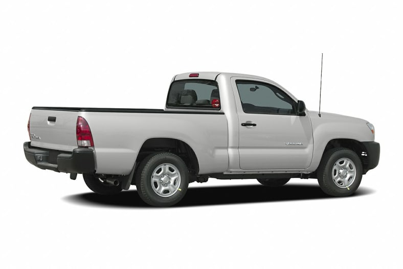 2007 toyota tacoma pictures. Black Bedroom Furniture Sets. Home Design Ideas