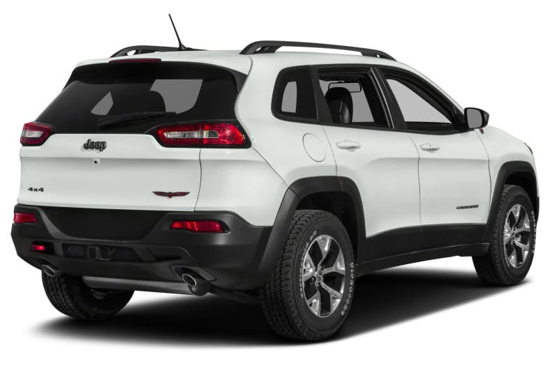 2017 jeep cherokee trailhawk 4dr 4x4 pictures. Black Bedroom Furniture Sets. Home Design Ideas