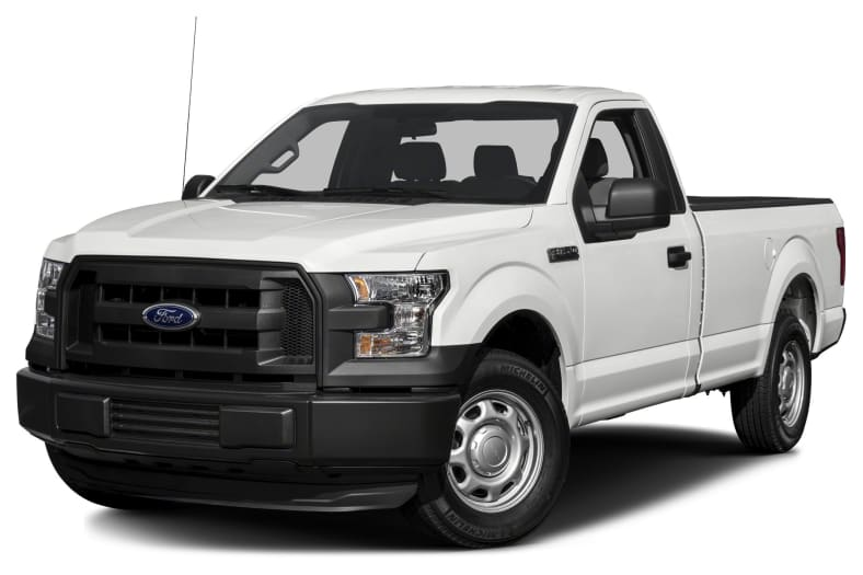 2017 ford f 150 xl 4x2 regular cab styleside 6 5 ft box 122 in wb pictures. Black Bedroom Furniture Sets. Home Design Ideas