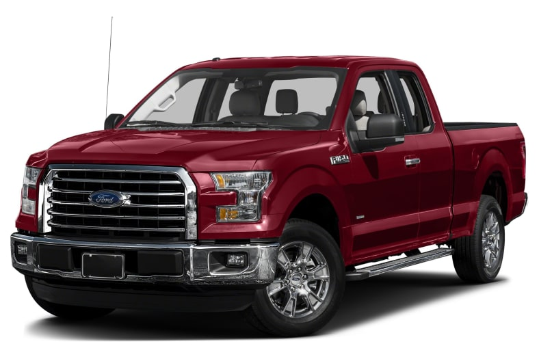2017 ford f 150 xlt 4x4 supercab styleside 6 5 ft box 145 in wb information. Black Bedroom Furniture Sets. Home Design Ideas