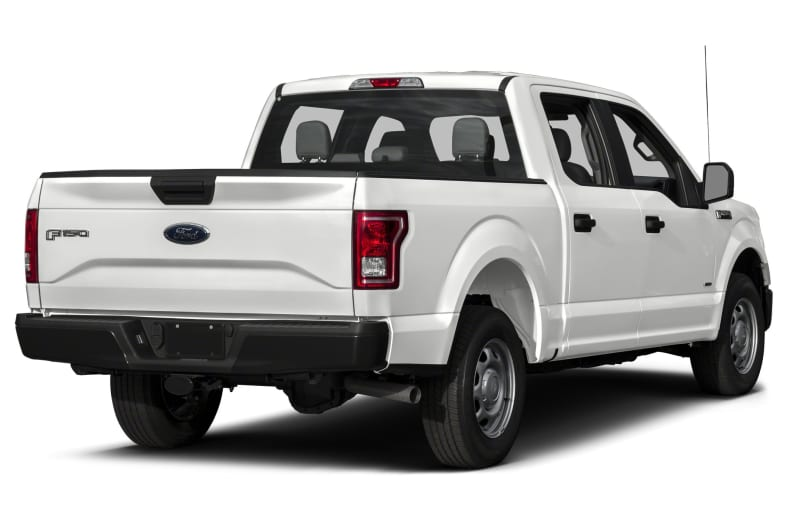 2016 ford f 150 xl 4x2 supercrew cab styleside 6 5 ft box 157 in wb pictures. Black Bedroom Furniture Sets. Home Design Ideas