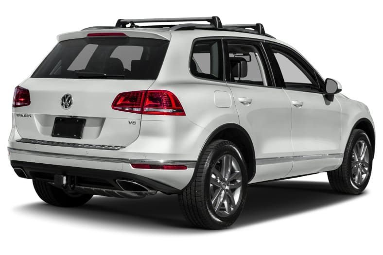 2017 Volkswagen Touareg V6 Sport With Technology >> 2017 Volkswagen Touareg V6 Sport w/Technology 4dr All ...