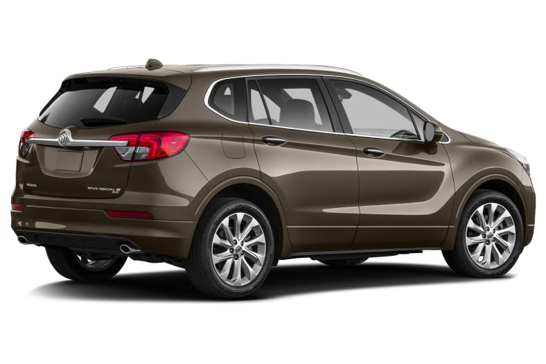 2016 buick envision premium ii all wheel drive pictures. Black Bedroom Furniture Sets. Home Design Ideas