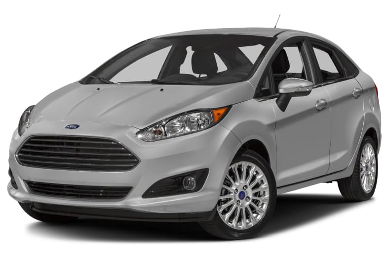 2017 ford fiesta titanium 4dr sedan information. Black Bedroom Furniture Sets. Home Design Ideas