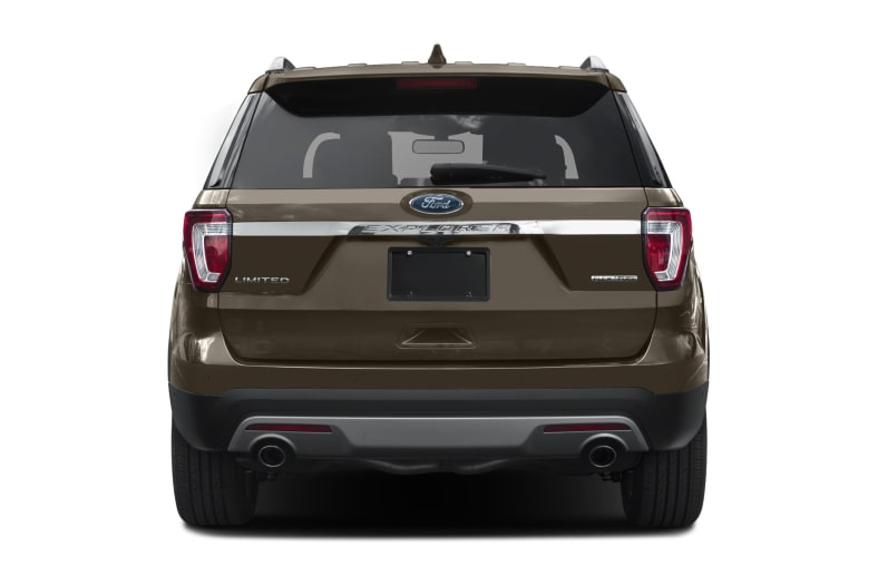 2017 ford explorer limited 4dr front wheel drive pictures - Ford explorer exterior dimensions ...