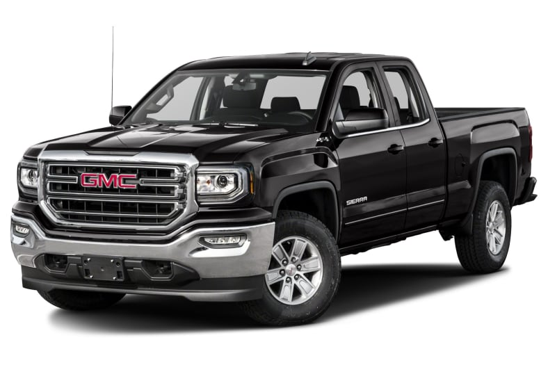2017 gmc sierra 1500 sle 4x4 double cab 6 6 ft box 143 5 in wb information. Black Bedroom Furniture Sets. Home Design Ideas