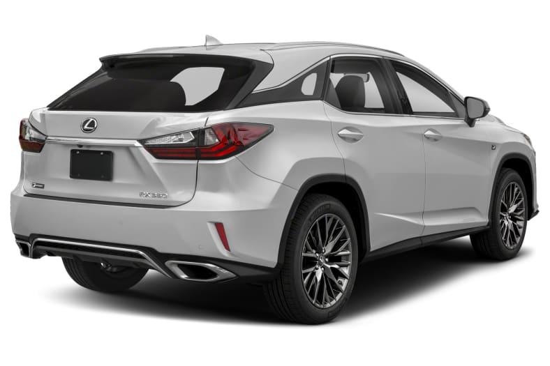 2017 lexus rx 350 f sport 4dr all wheel drive pictures. Black Bedroom Furniture Sets. Home Design Ideas