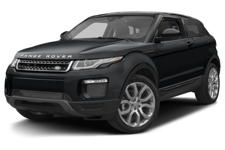 2017 land rover range rover evoque se premium 4x4 coupe pictures. Black Bedroom Furniture Sets. Home Design Ideas