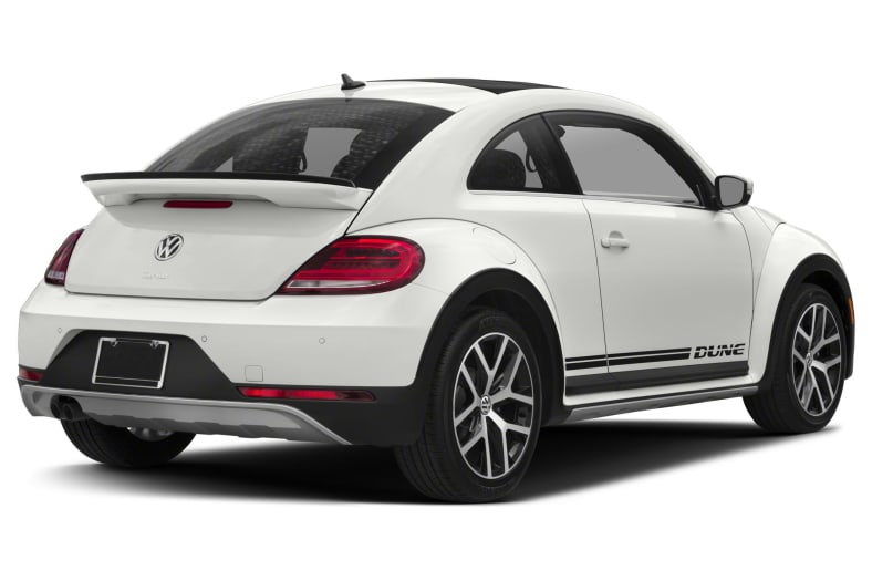 beetle volkswagen hatchback dune slide