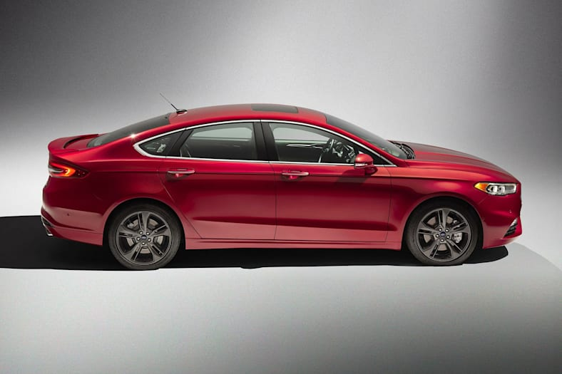 2017 ford fusion titanium 4dr all wheel drive sedan pictures. Black Bedroom Furniture Sets. Home Design Ideas