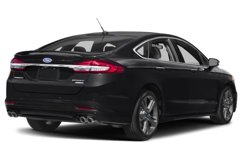 2017 ford fusion titanium 4dr all wheel drive sedan pictures. Black Bedroom Furniture Sets. Home Design Ideas