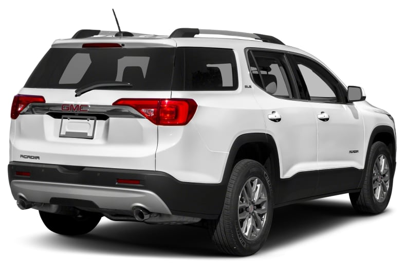 2017 GMC Acadia SLT-2 All-wheel Drive Pictures