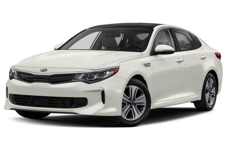 2017 Kia Optima Hybrid Not Phev