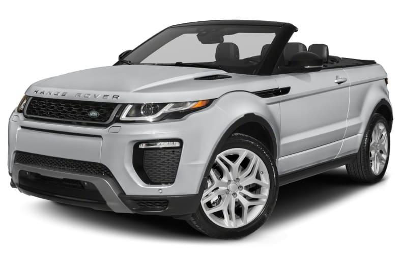 2017 land rover range rover evoque se dynamic 4x4 convertible information. Black Bedroom Furniture Sets. Home Design Ideas