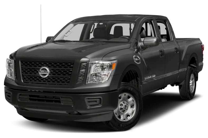 2017 nissan titan xd information. Black Bedroom Furniture Sets. Home Design Ideas