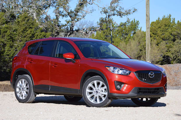 2014 mazda cx5 with 2 5 skyactiv autoblog review. Black Bedroom Furniture Sets. Home Design Ideas