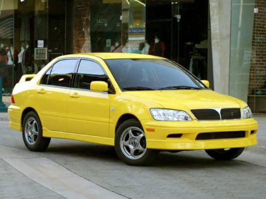 2003 Mitsubishi Lancer OZ Rally 4dr Sedan Specs