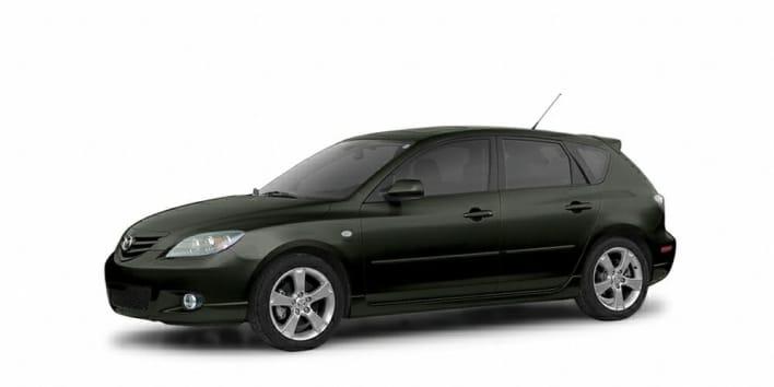 2006 mazda mazda3 s grand touring 4dr hatchback specs. Black Bedroom Furniture Sets. Home Design Ideas