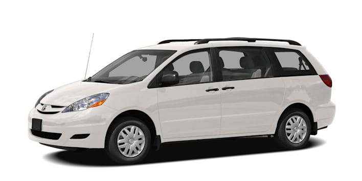 2007 toyota sienna ce 4dr front wheel drive passenger van specs. Black Bedroom Furniture Sets. Home Design Ideas