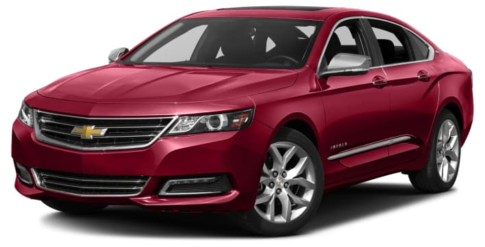 Chevy Dealers In Ga >> 2017 Chevrolet Impala Premier w/2LZ 4dr Sedan Pricing and Options