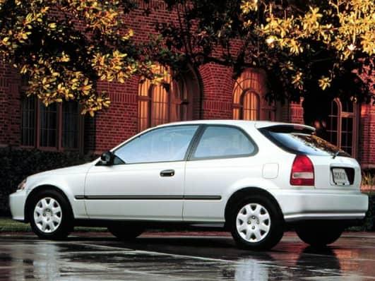 1999 Honda Civic CX 2dr Hatchback Specs