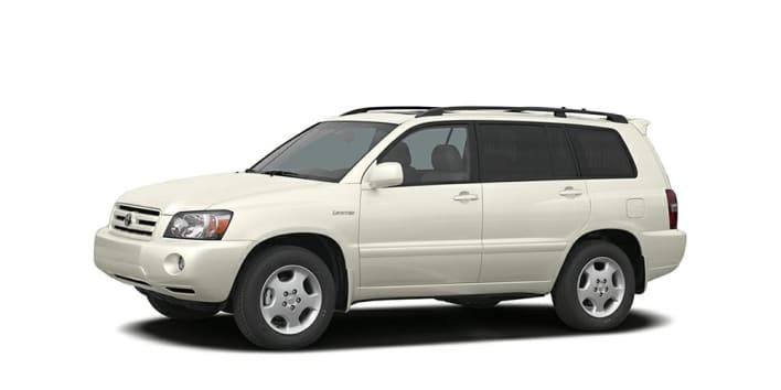 2005 toyota highlander v6 all wheel drive specs. Black Bedroom Furniture Sets. Home Design Ideas