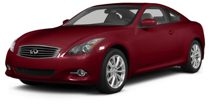 2013 Infiniti G37 Sport 2dr Rear Wheel Drive Coupe Specs