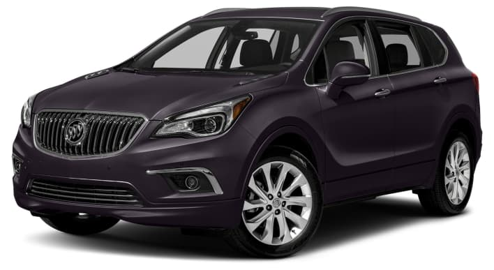 2017 Buick Envision Essence Front Wheel Drive Pricing And