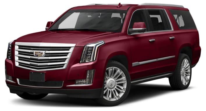 2017 Cadillac Escalade Esv Platinum 4x4 Pricing And Options