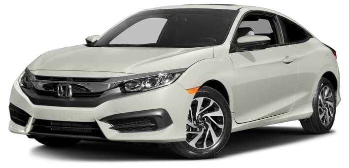 2016 honda civic lx p 2dr coupe pricing and options. Black Bedroom Furniture Sets. Home Design Ideas