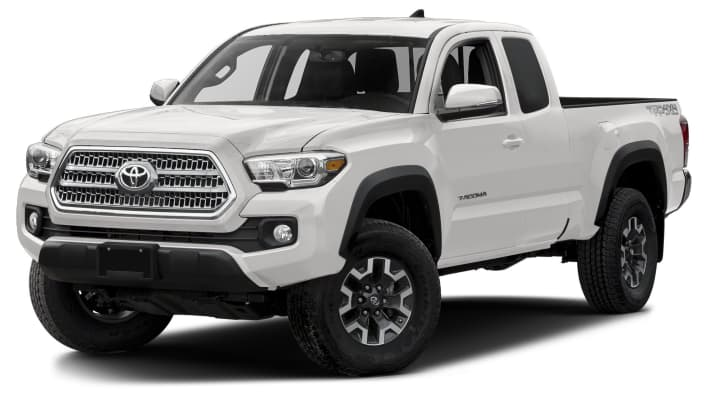 2017 toyota tacoma trd off road v6 4x4 access cab 127 4 in wb pricing and options. Black Bedroom Furniture Sets. Home Design Ideas