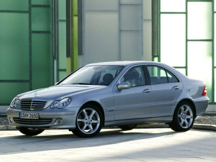 2006 mercedes benz c class information. Black Bedroom Furniture Sets. Home Design Ideas