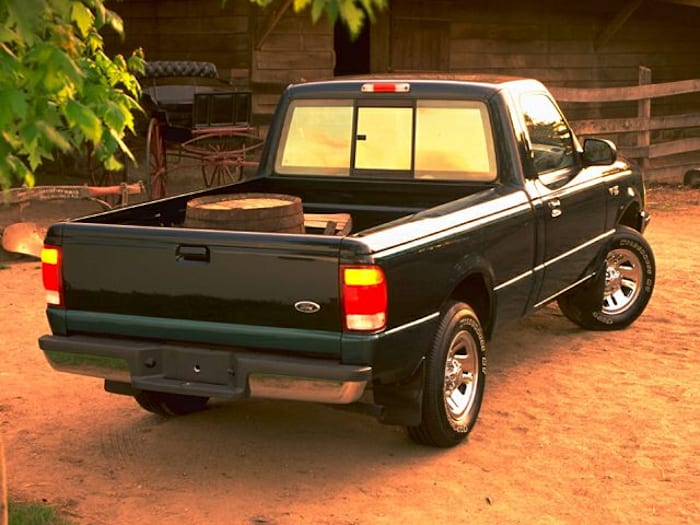 ford ranger information