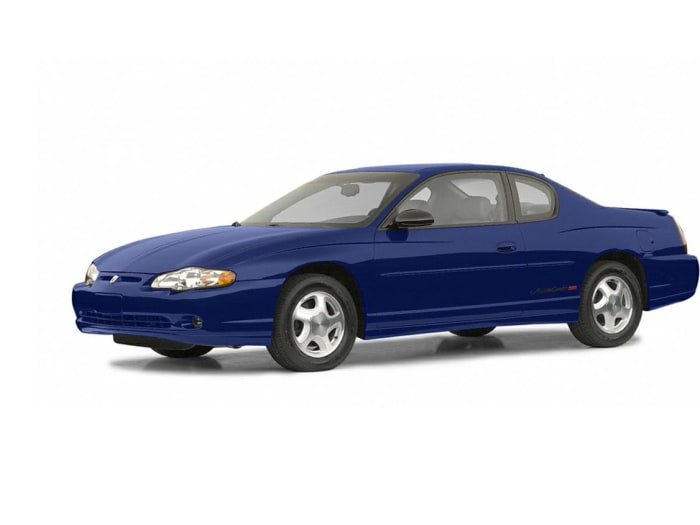 2003 chevrolet monte carlo ss 2dr coupe for sale. Black Bedroom Furniture Sets. Home Design Ideas