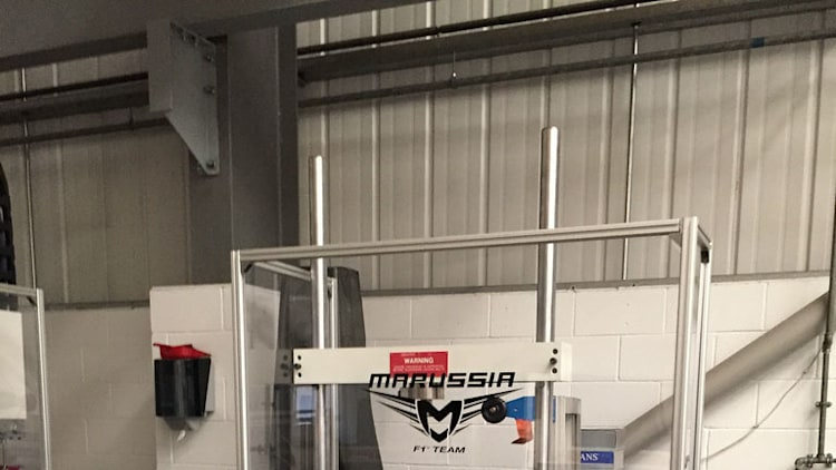 Buy pieces of Marussia's F1 operations at auction and ...