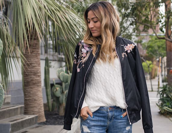 This popular jacket trend is not slowing down