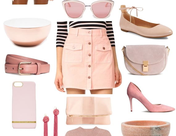 The millennial pink must-haves your wardrobe needs