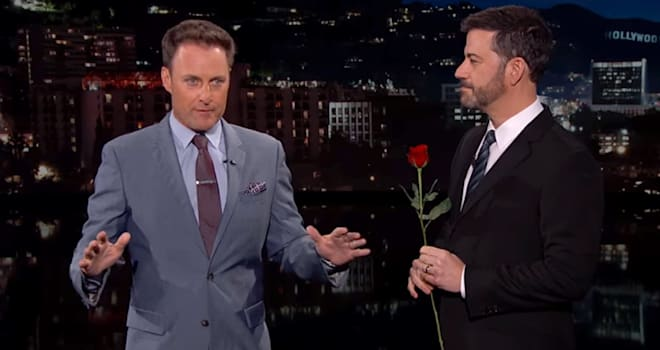 Chris Harrison Apologizes for Spoiling 'The Bachelor' With 'Bachelorette' Reveal