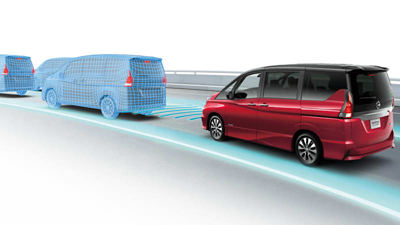 Nissan now has an autonomous system and it will come to the US