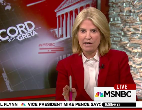 Greta Van Susteren warns Trump over media attacks