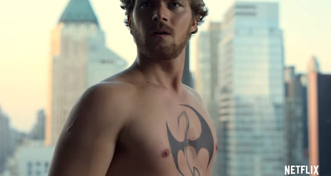 Finn Jones Explains 'Marvel's Iron Fist' Mythology in Netflix Featurette