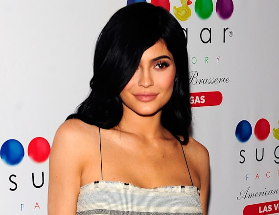 Kylie Jenner fuels romance rumors with rapper